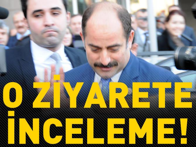 SAVCI ÖZ'E 'ISLAK İMZA' İNCELEMESİ