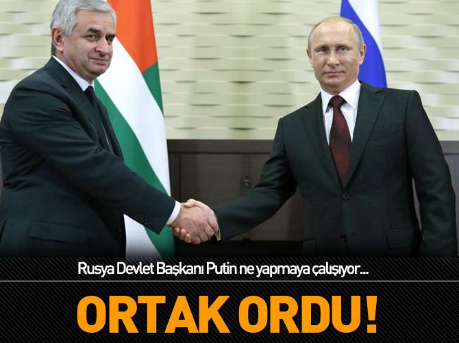 DENGELERİ BOZACAK ORTAKLIK!