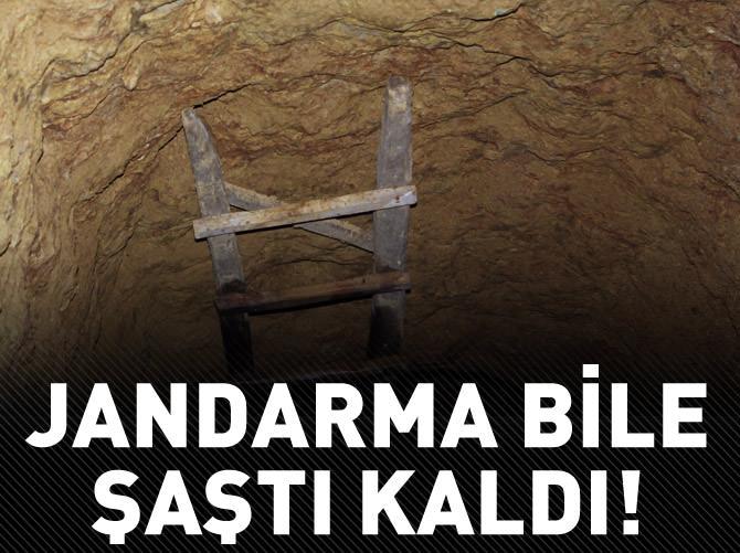 JANDARMA BİLE ŞAŞKINA DÖNDÜ