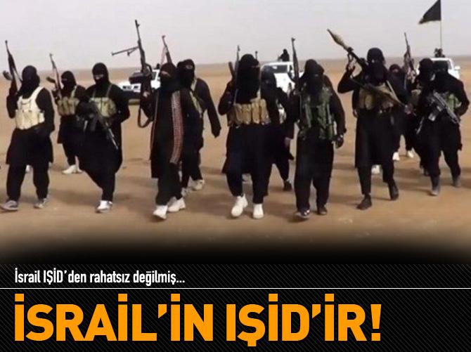 IŞİD İSRAİL İÇİN TEHDİT DEĞİL!