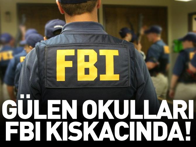 PARALEL YAPI OKULLARI FBI KISKACINDA