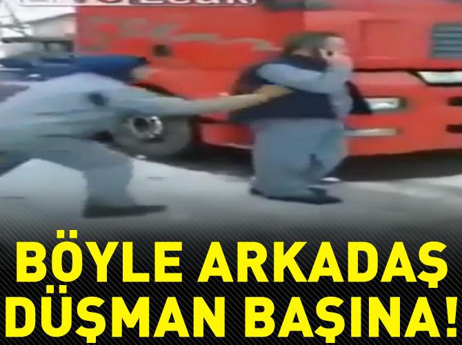 ARKADAŞININ CEBİNE TORPİL ATTI!