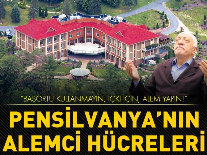 PENSİLVANYA'NIN ALEMCİ HÜCRELERİ