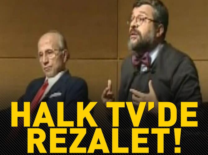 HALK TV'DE REZALET!
