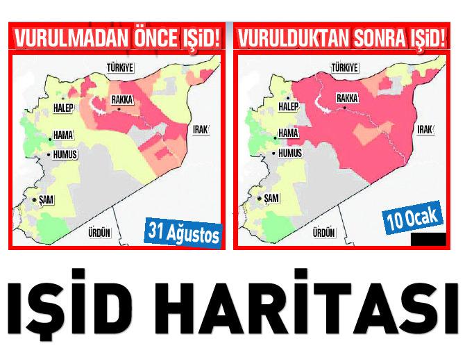 IŞİD AZALACAĞINA ÇOĞALDI!