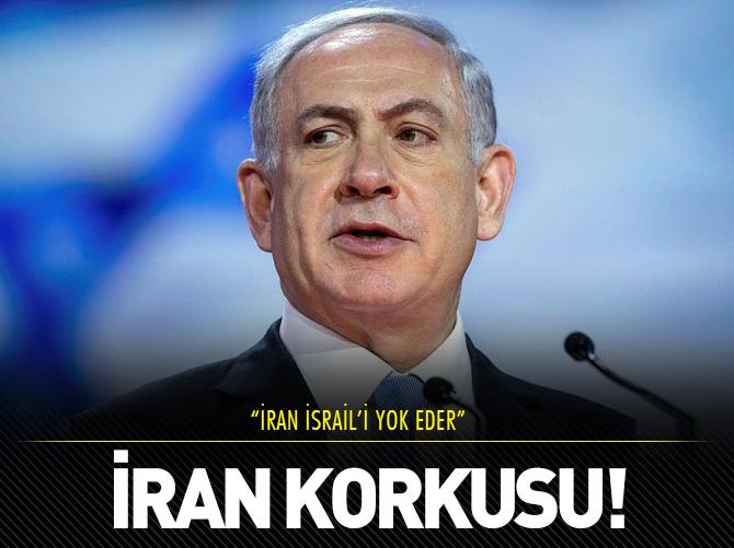 İRAN İSRAİL'İ YOK EDER