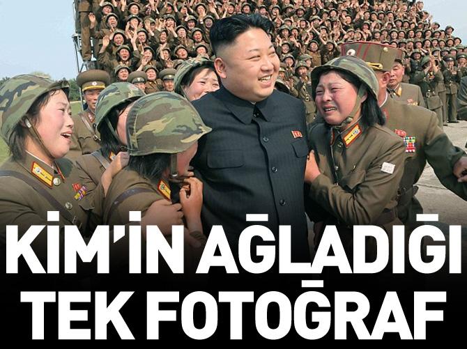 KİM JONG-UN FOTOĞRAFLARI