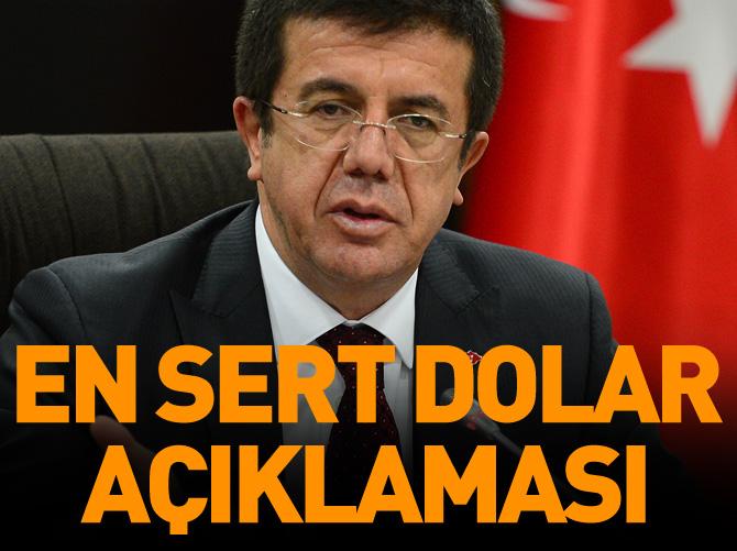 NİHAT ZEYBEKCİ'DEN EN SERT DOLAR AÇIKLAMASI!