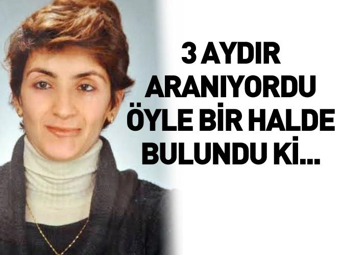 3 AYDIR ARANIYORDU ÖYLE BİR HALDE BULUNDU Kİ..