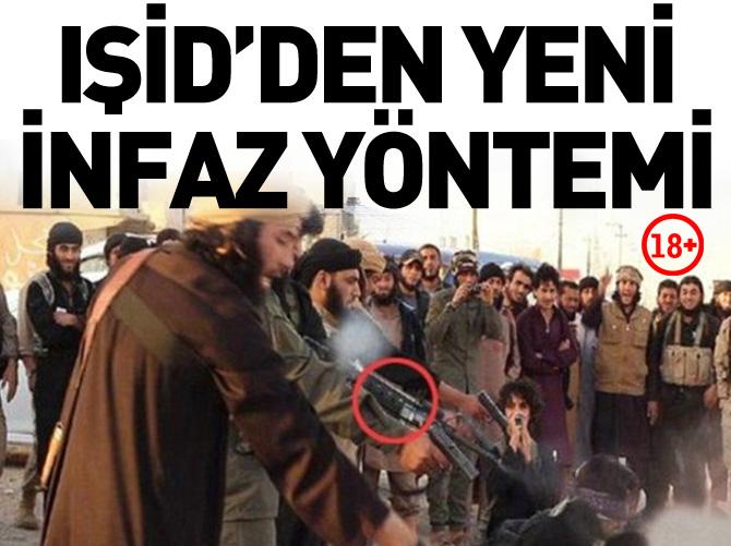 IŞİD'DEN KATLİAM! (+18)
