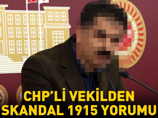 HÜSEYİN AYGÜN'DEN SKANDAL 1915 YORUMU