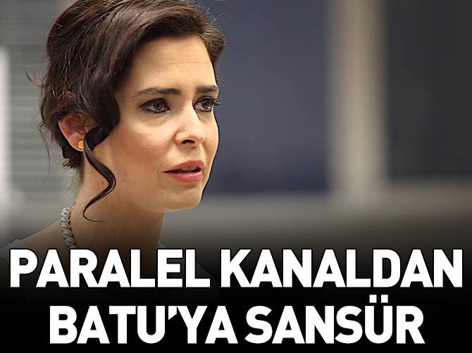 BUGÜN TV'DEN PELİN BATU'YA SANSÜR!