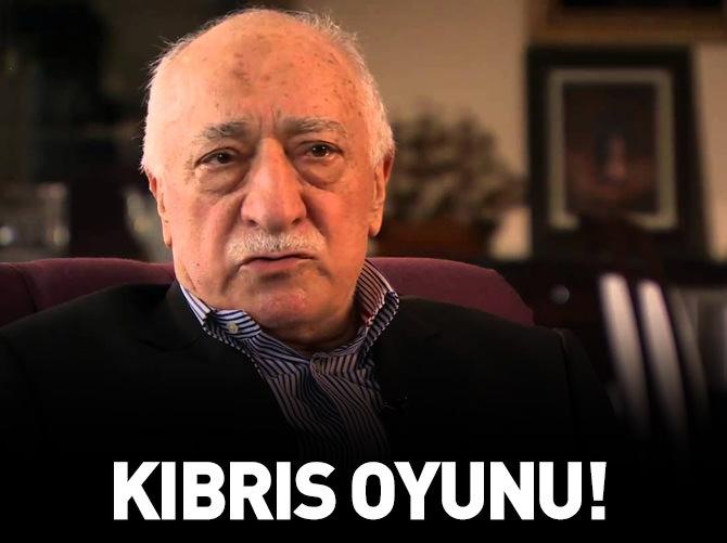 PARALEL ÇETE'NİN KIBRIS OYUNU!