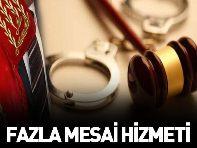 PARALEL ÇETE'DEN FAZLA MESAİ HİZMETİ!