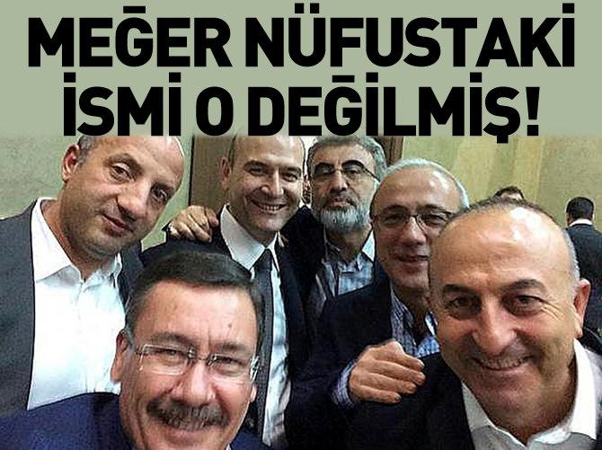 MEĞER NÜFUSTAKİ İSMİ MÜCAHİT ASLAN DEĞİLMİŞ!