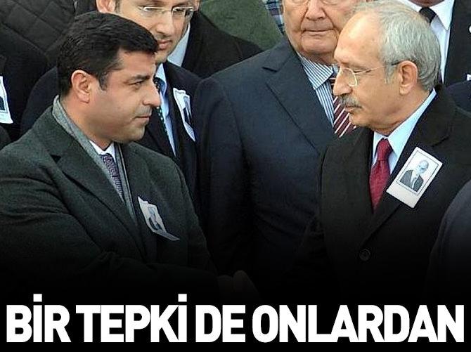 HDP'YE BİR TEPKİ DE İLAHİYATÇILARDAN!