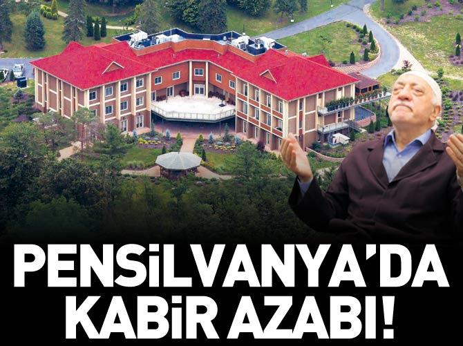 PENSİLVANYA'DA KABİR AZABI!