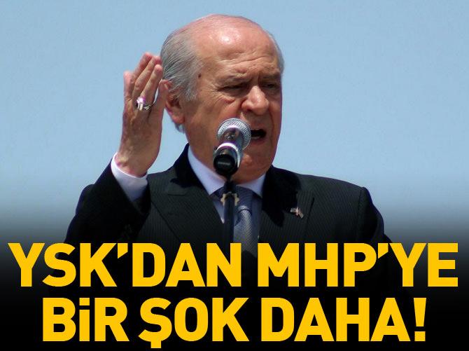 YSK'DAN MHP'YE RET!
