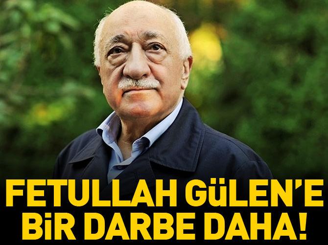 GÜLEN'E BİR DARBE DAHA!