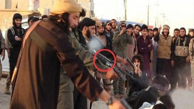 IŞİD'den katliam! (+18)