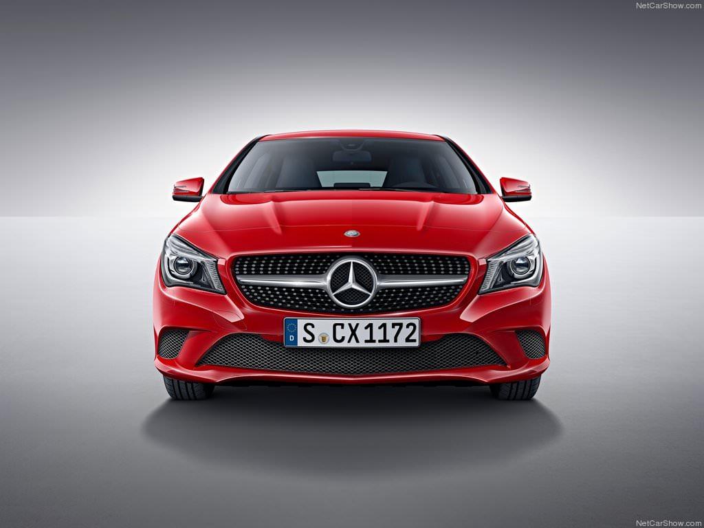 2016 Mercedes-Benz CLA Shooting Brake