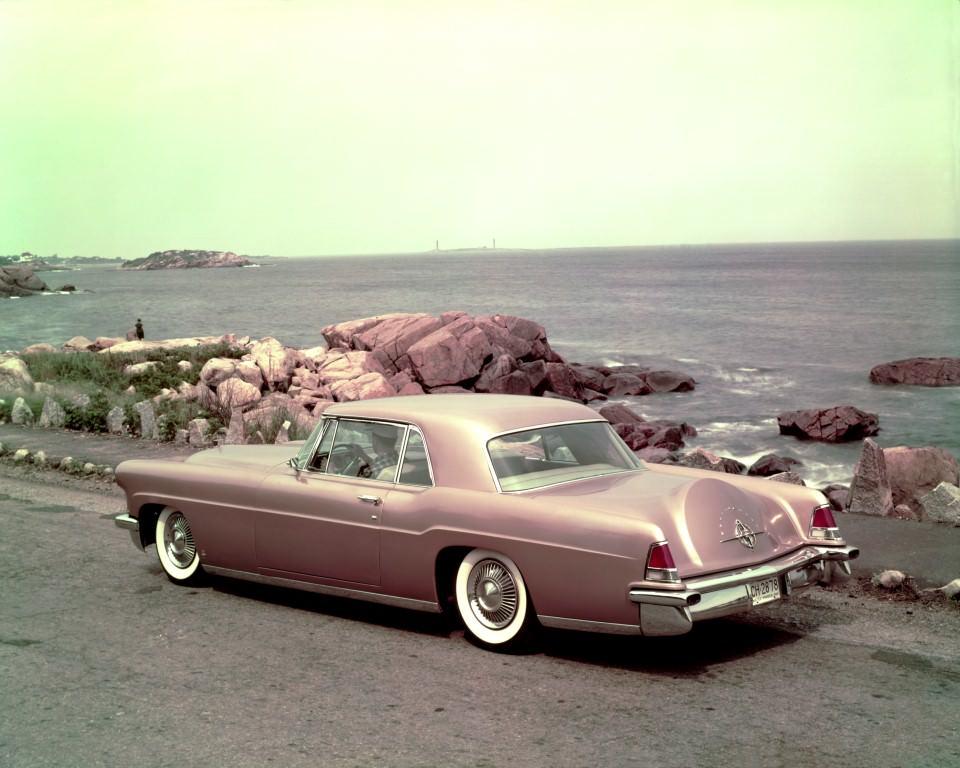 Dünden bugüne Lincoln Continental