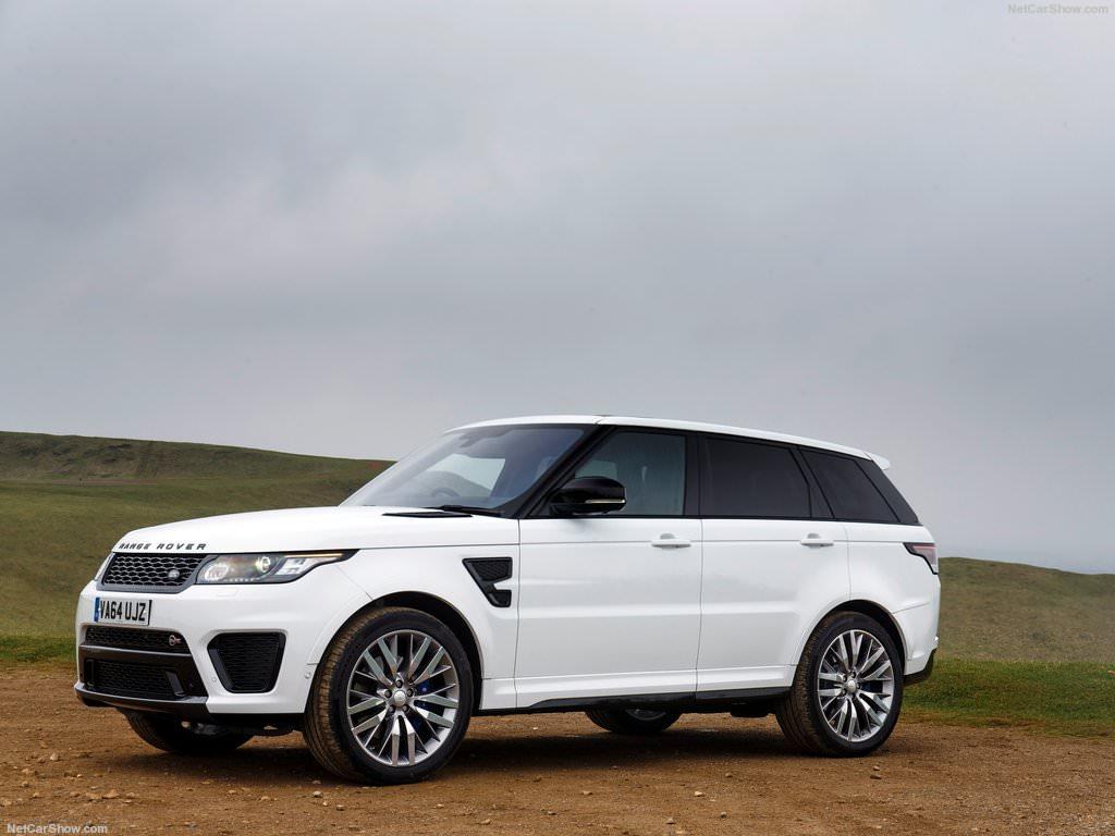 Land Rover Range Rover Sport SVR (2015)