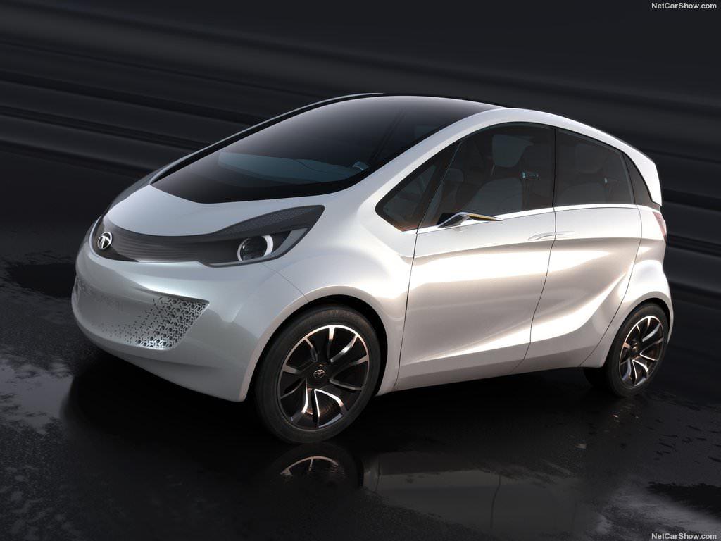 Tata Megapixel Concept (2012)