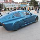 Yerli elektrikli otomobil 'YEREL T1'
