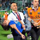 Bursaspor - Be�ikta� ma��n�nda olaylar ��kt�