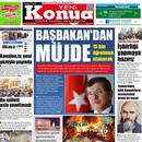 25/11/2014 - Anadolu gazeteleri manşetleri