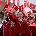 �l il Cumhuriyet Bayram� co�kusu