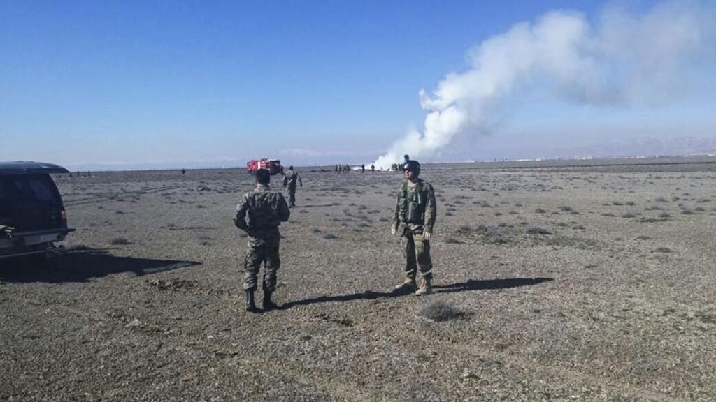 Konya'da askeri uçak düştü: 2 şehit