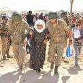Suriyelilere Mehmet�ik �efkati
