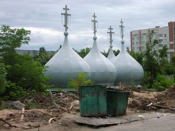 Bunları sadece Rusya'da görebilirsiniz!