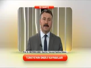 Prof.Dr. Mustafa �lba� - T�rkiye'nin enerji kaynaklar�