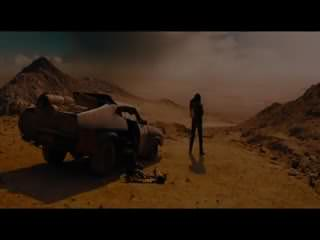 Mad Max: Fury Road ilk fragman�