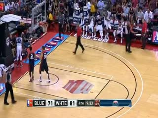 Paul George'un aya�� k�r�ld�