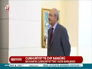 CHP'de muhalefet susturuluyor mu?