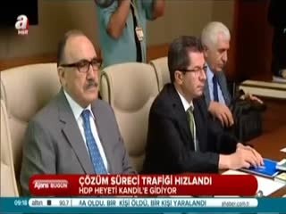 HDP'den Kandil ziyareti