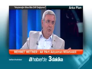 ''K�l��daro�lu gitse bile CHP de�i�mez'' - Mehmet Metiner