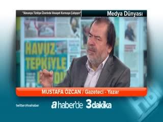 Almanya T�rkiye �zerinde vesayet kurmaya �al���yor -  Mustafa �zcan