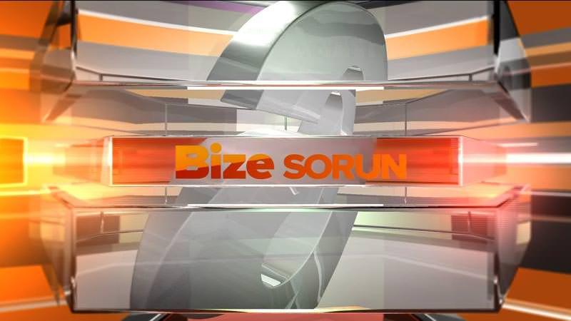 Bize Sorun - 21/08/2014