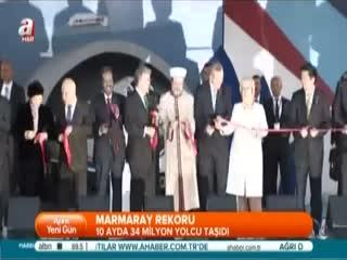 Marmaray rekoru