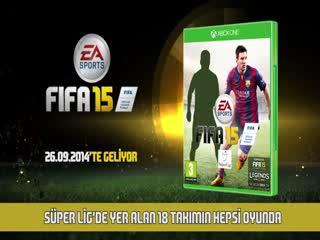 FIFA 15'in T�rkiye�deki kapak y�ld�z� belli oldu