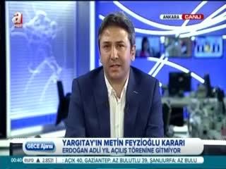 Ahmet Ayd�n:Yarg�tay Feyzio�lu'nun siyasi �ovuna izin vermemeliydi