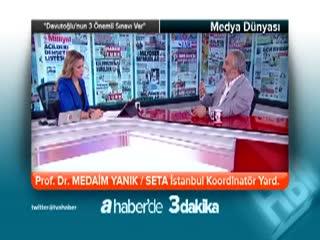 Davuto�lu ve Erdo�an benzerli�i - Medaim Yan�k