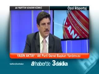 AK Parti'de kongre s�reci -  Yasin Aktay