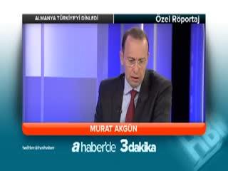 Almanya T�rkiye'yi dinledi - Yasin Aktay