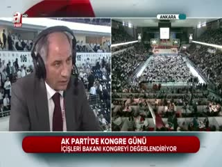 Efkan Ala: Paralel yap� istikrar� hedef ald�